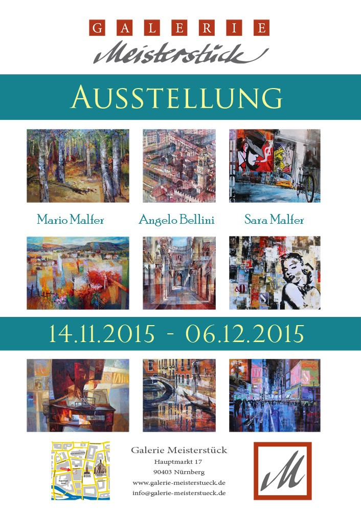 Bellini Nürnberg bellini archives galerie meisterstück kunstgalerie im herze