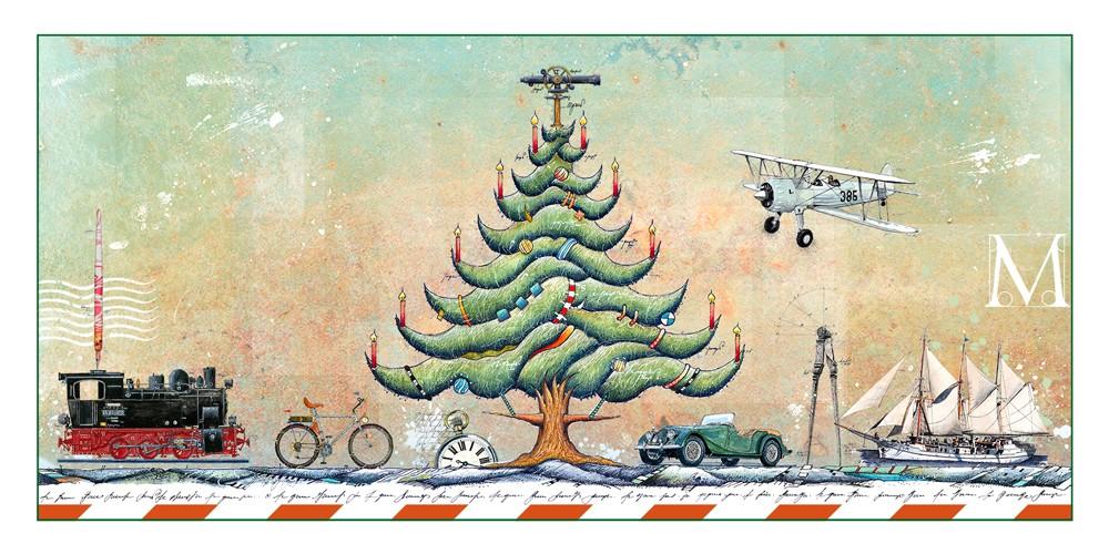 Weihnachtskarten Motive.Neue Weihnachtskarten Motive Von Leslie G Hunt Galerie
