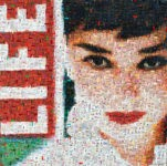 Audrey Hepburn by Iliya Zhelev
