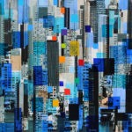 Blue City by Zhelev