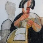 Chabera The scultors wife
