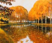 Uwe Herbst Canal in Homfs