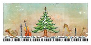 Leslie G. Hunt - Musikkarte