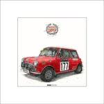 Leslie G. Hunt - Mini Cooper