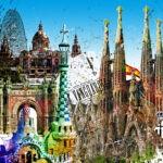Barcelona by Leslie G. Hunt