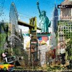 New York by Leslie G. Hunt