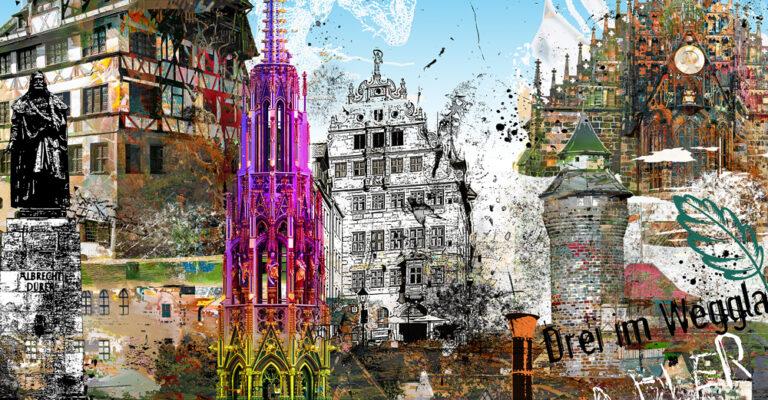 Nürnberg by Leslie G. Hunt
