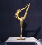 Demlehner - Tänzerin - Bronze