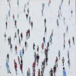 Kremers Menschenmenge Rot