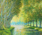 Herbst Canal du Midi
