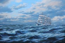 Meiwald Segelschiff