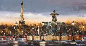 Place de la Concorde by MITRO