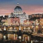Soirée a Rome by MITRO
