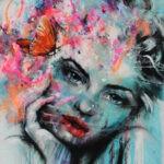 Butterfliesdance by Ilona Griss-Schwärzer