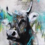 Cow Native 40/40 by Ilona Griss-Schwärzler