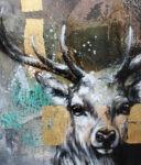 Deergold120/100 by Ilona Griss-Schwärzler