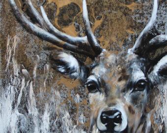 Deergold 150/100 by Ilona Griss-Schwaerzler