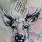 Deerwhite by Ilona Griss-Schwärzler