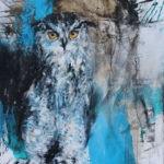 Griss Schwärzler Eagle Owl