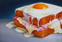 Schölnhammer Toast