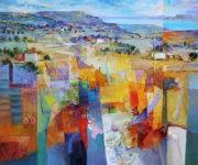 Malfer Toskanische Landschaft