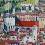 Gubbio by Ulrich Hartig