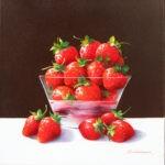 Schölnhammer Erdbeeren im Glas