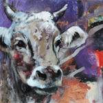 Cow of Course by Ilone Griss-Schwärzler