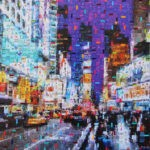 Iliya Zhelev - The Street - Time Square