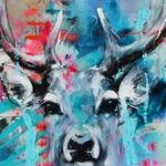 Deerblue by Ilona Griss-SChwärzler