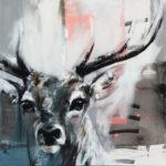 Deergrey (B) by Ilona Griss-Schwärzler