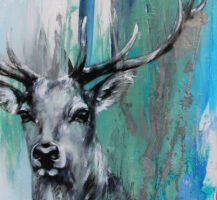 Deerwhite by Ilona Griss-Schwärzler (B)