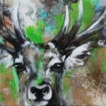 Deergreen by Ilona Griss-Schwärzler