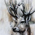 Deergold (Silver) by Ilona Griss-Schwärzler