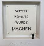 """""""Kleiner Ratgeber"""" Mann"""