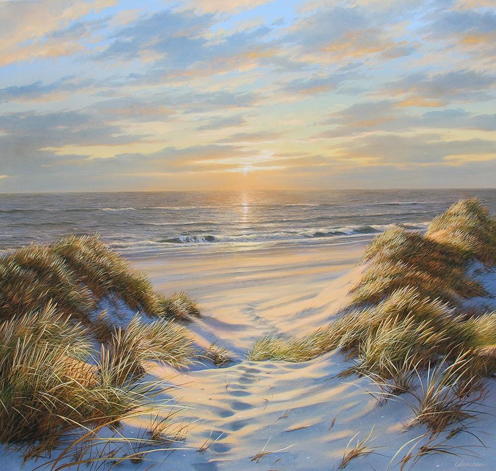 Sehnsucht nach Meer by Karsten Meiwald
