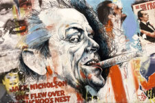Uli Knauer - Jack Nicholson - 80 x 120