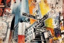 Uli Knauer - New York - 80 x 120