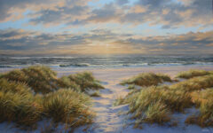 Strandspaziergang by Karsten Meiwald