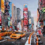 Souvenir de Time Square by MITRO